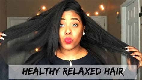 best deep conditioners for relaxed heads long hair care how to grow healthy relaxed hair doovi