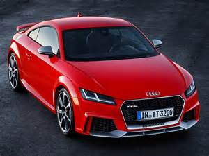 Audi Information Audi Tt Rs Coupe Specifications Photo Price Information