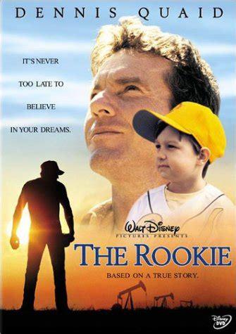 dennis quaid baseball movie the rookie topics sports baseball u s 1991 present