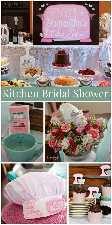 kitchen bridal shower ideas 25 best ideas about kitchen shower on kitchen