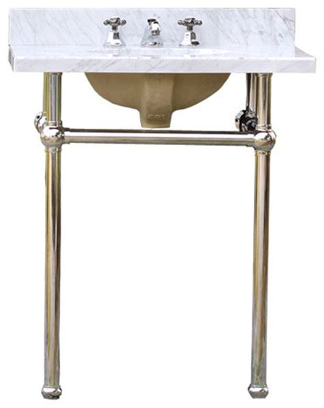 console bathroom sinks with chrome legs bathroom console washstands pedestals bathroom