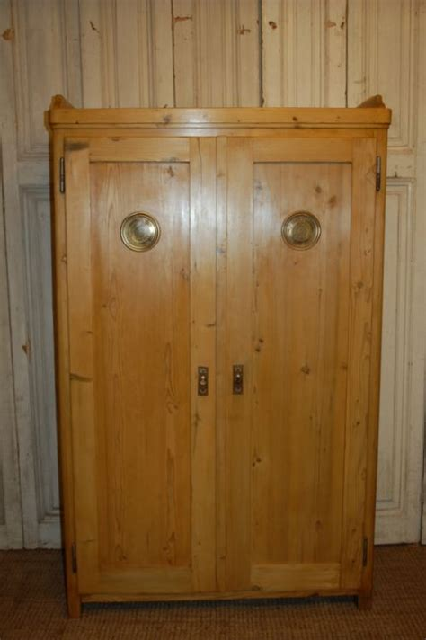 Antique Pantry Cupboard by Antique Pine Storage Cupboard Larder Or Pantry Cupboard