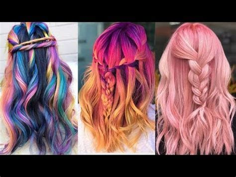 amazing hair colors new hair color ideas for 2018 amazing hair color