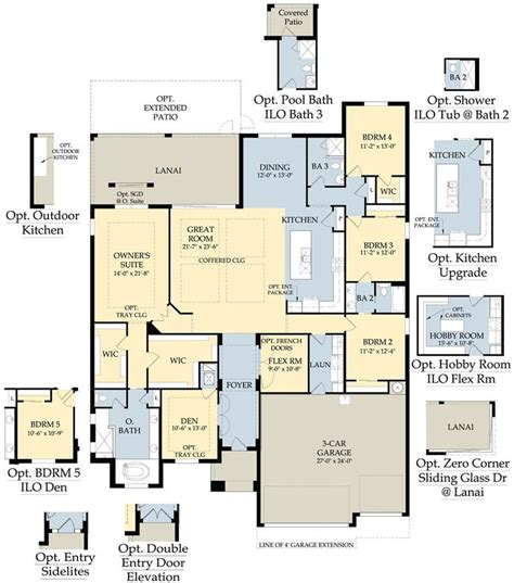 pulte floor plans pulte homes plan menu floorplans pinterest home