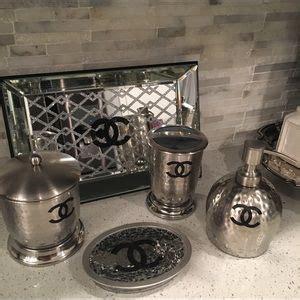 gucci bathroom set sale 43 off chanel accessories chanel bathroom set from
