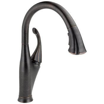 addison kitchen faucet delta 9192 rb dst addison single handle pull down kitchen