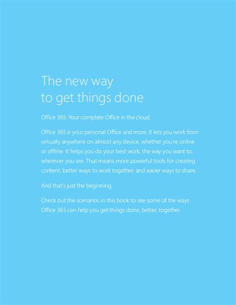 Office 365 Outlook We Re Getting Things Ready Office365 Your Complete Office In The Cloud