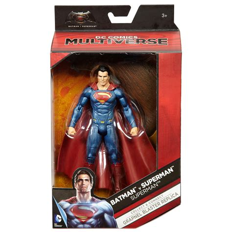Figure Batman Vs Superman Superman Bendable Figure superman batman vs superman of justice figure master series 1 at cmdstore