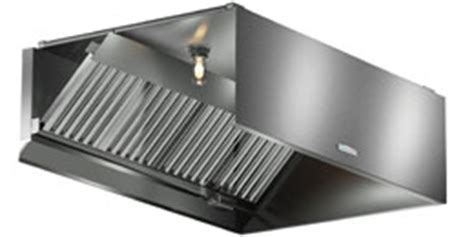 Commercial Kitchen Canopy Hood Light Fixture – Kitchen DH