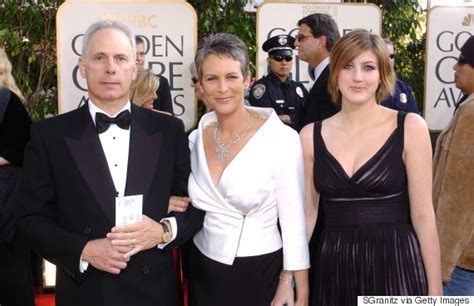 jamie lee curtis family pics 2016 golden globes jamie lee curtis daughter is all