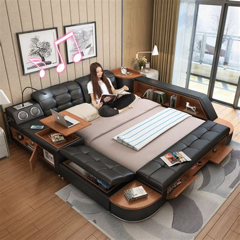 best smart bed usd 690 09 sound smart bed home couch bed m bed 1 8