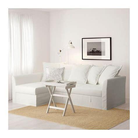 studio sofa ikea holmsund sofa bed with chaise ransta white ikea