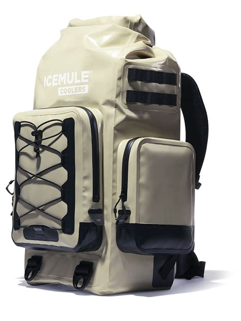 best ice cooler in the world the icemule boss world s coldest hands free insulated