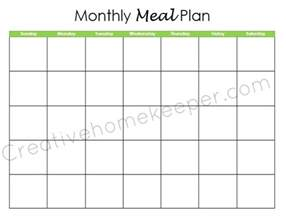 dinner calendar template monthly dinner menu calendar template search results