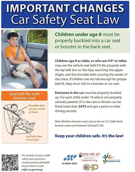 car seat booster requirements california brokeasshome