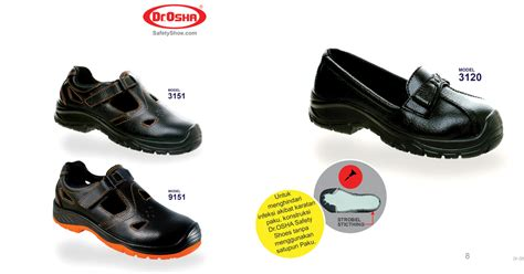 Sepatu Boots Safety Handymen Touring safety shoes osha style guru fashion glitz style unplugged