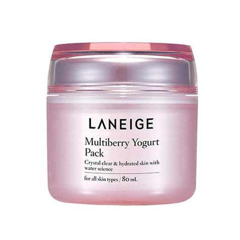Laneige Multiberry Yogurt laneige multiberry yogurt pack