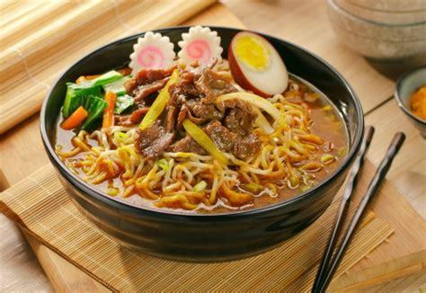 makanan khas jepang  populer