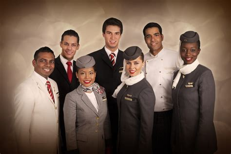 Cabin Crew by The Perks Of Working As Flight Attendant In Middle East