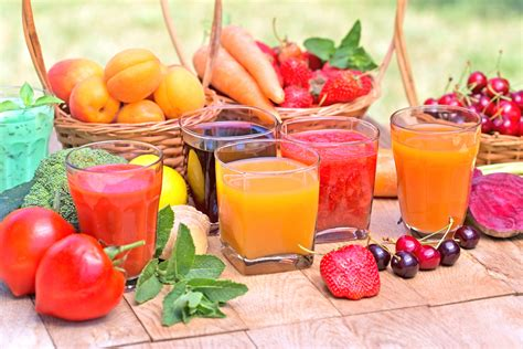 fruit juice the real health value of fruit juices