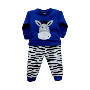 Baju Setelan Anak Bayi Laki Cowok Adidas Gold Celana Logo jual gracie motif zebra baju tidur bayi laki laki size m harga kualitas terjamin