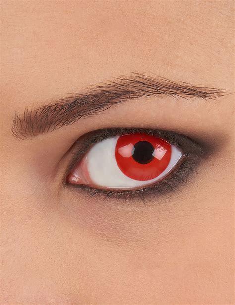 Rote Kontaktlinsen 3699 rote kontaktlinsen rote kontaktlinsen schminke und g