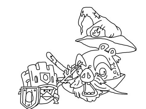 angry birds slingshot coloring page angry birds epic coloring page battle red vs fire