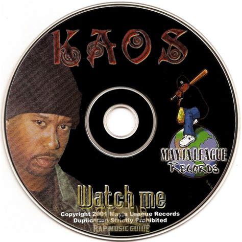 Kaos This Is Me kaos me cd rap guide
