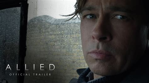 Allied Search Allied Official Trailer 2016 Paramount Pictures