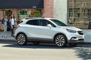 Who Makes Buick Encore 2017 Buick Encore Reviews And Rating Motor Trend