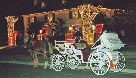 lights carriage rides dallas pin by elizabeth on day