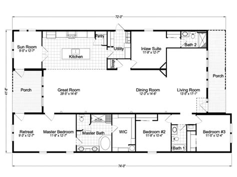 florida modular home floor plans home design and style