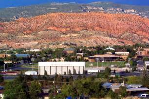 My hometown cedar city this is what i got to see growing up that