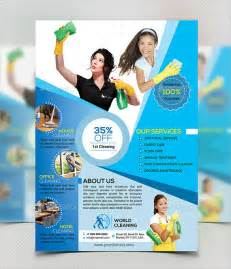 Cleaning Flyers Templates by House Cleaning Flyers 7 Documents In Psd