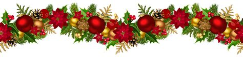 xmas swag png the gallery for gt garland transparent png