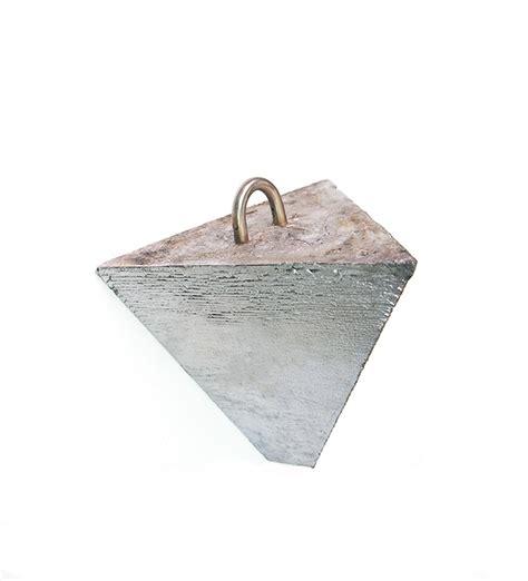 drift boat anchors pyramid dba 15 15lb pyramid anchor leelock anchor systems