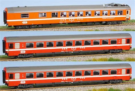 ls models set of 3 passenger cars eurotrainhobby