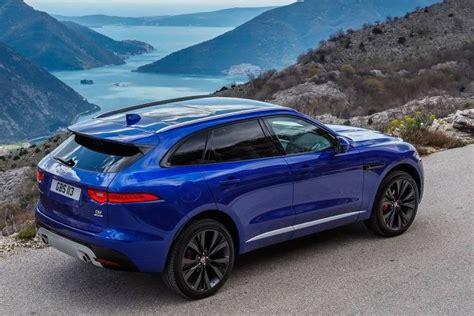 jaguar jeep 2017 price 2017 jaguar f pace 35t prestige suv review ratings edmunds