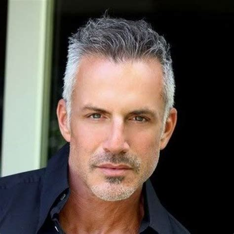 over 50 male gray hair 17 best ideas about older mens hairstyles on pinterest