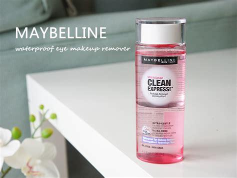 Maybelline Eye Remover maybelline clean express waterproof eye makeup remover shespeaks reviews