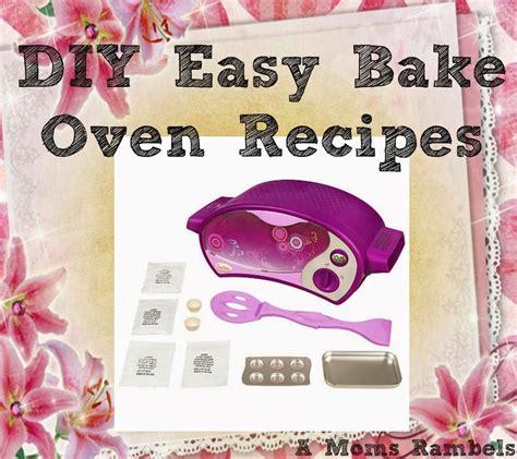printable easy bake oven recipes easy bake oven mix recipes on cd printable 3 mix recipes