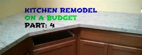 kitchen remodel on a budget part 2 iheartbudgets giving you the tools to achieve financial
