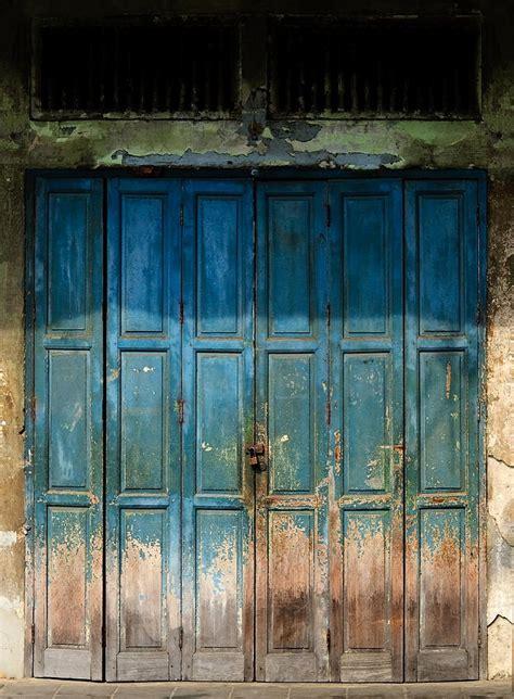Back Door China by Door In China Town Photograph By Setsiri Silapasuwanchai
