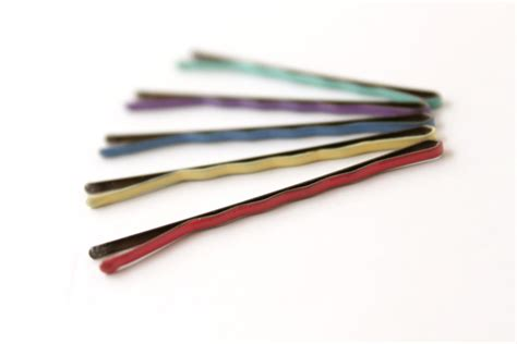 Hair Grips Bobby Pins Jepit Lidi diy colourful hair grips