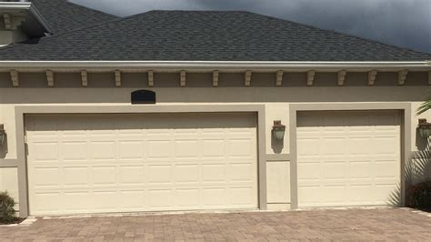 3 door garage garage door installation flagler county volusia county