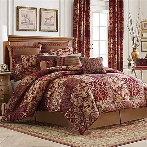 croscill comforter sets croscill 174 ryland reversible comforter set