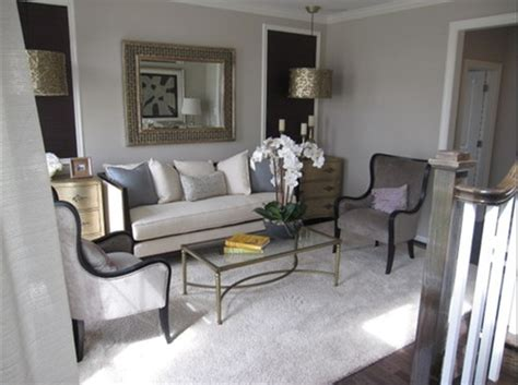 houzz drawing room decorar salas con espejos