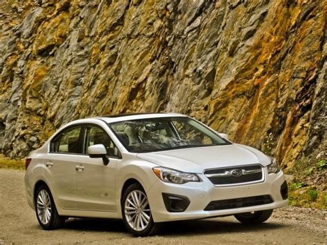 small subaru car best small cars for 2015 autobytel com