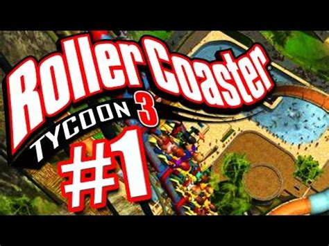 And Friends Roller Coaster Harga Pas roller coaster tycoon premiers pas comment jouer doovi