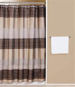 Fabric Shower Curtains by Curtain Bath Outlet Ombre Fabric Shower Curtain